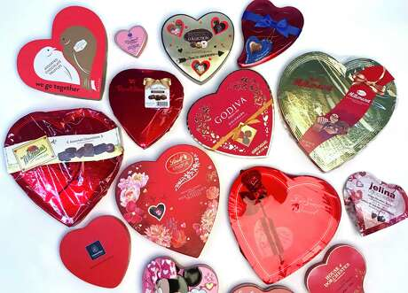 We tried all the heart-shaped boxes of chocolate and found some favorites.