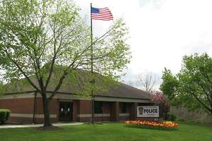 Brookfield Police Department headquarters at 63 Silvermine Road.