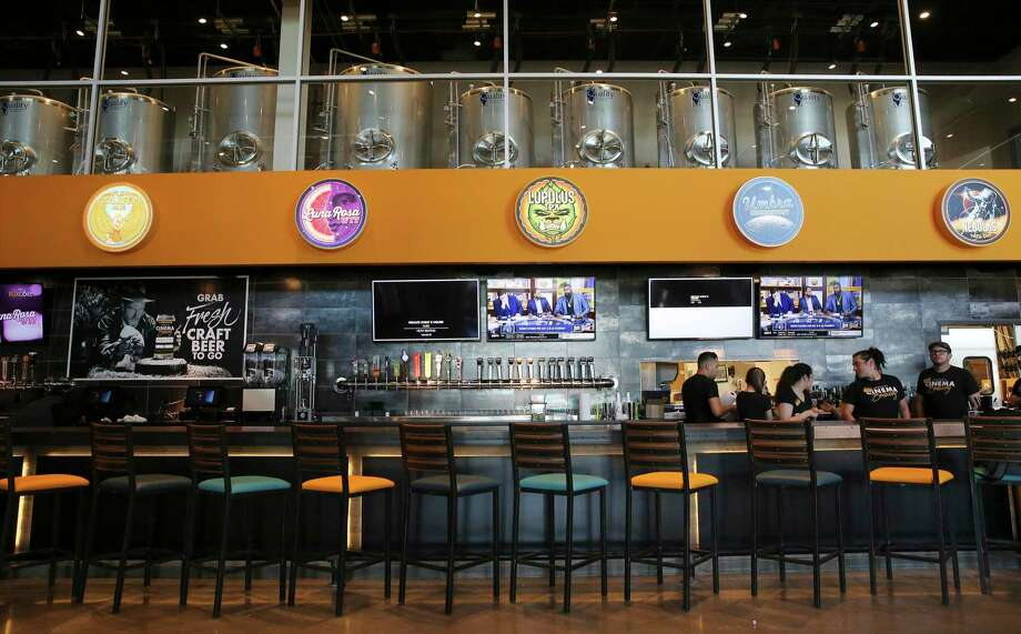 The dine-in movie theater and brewhouse on the city's far West Side plans to reopen before July 17, according to Flix Entertainment's website. Photo: Kin Man Hui /Staff Photographer / **MANDATORY CREDIT FOR PHOTOGRAPHER AND SAN ANTONIO EXPRESS-NEWS/NO SALES/MAGS OUT/ TV OUT