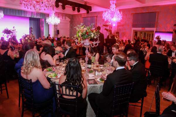 EMBARGOED FOR SOCIETY REPORTER UNTIL FEBRUARY 15 Junior League's 72nd annual Charity Ball at Junior League of Houston on February 7, 2020.