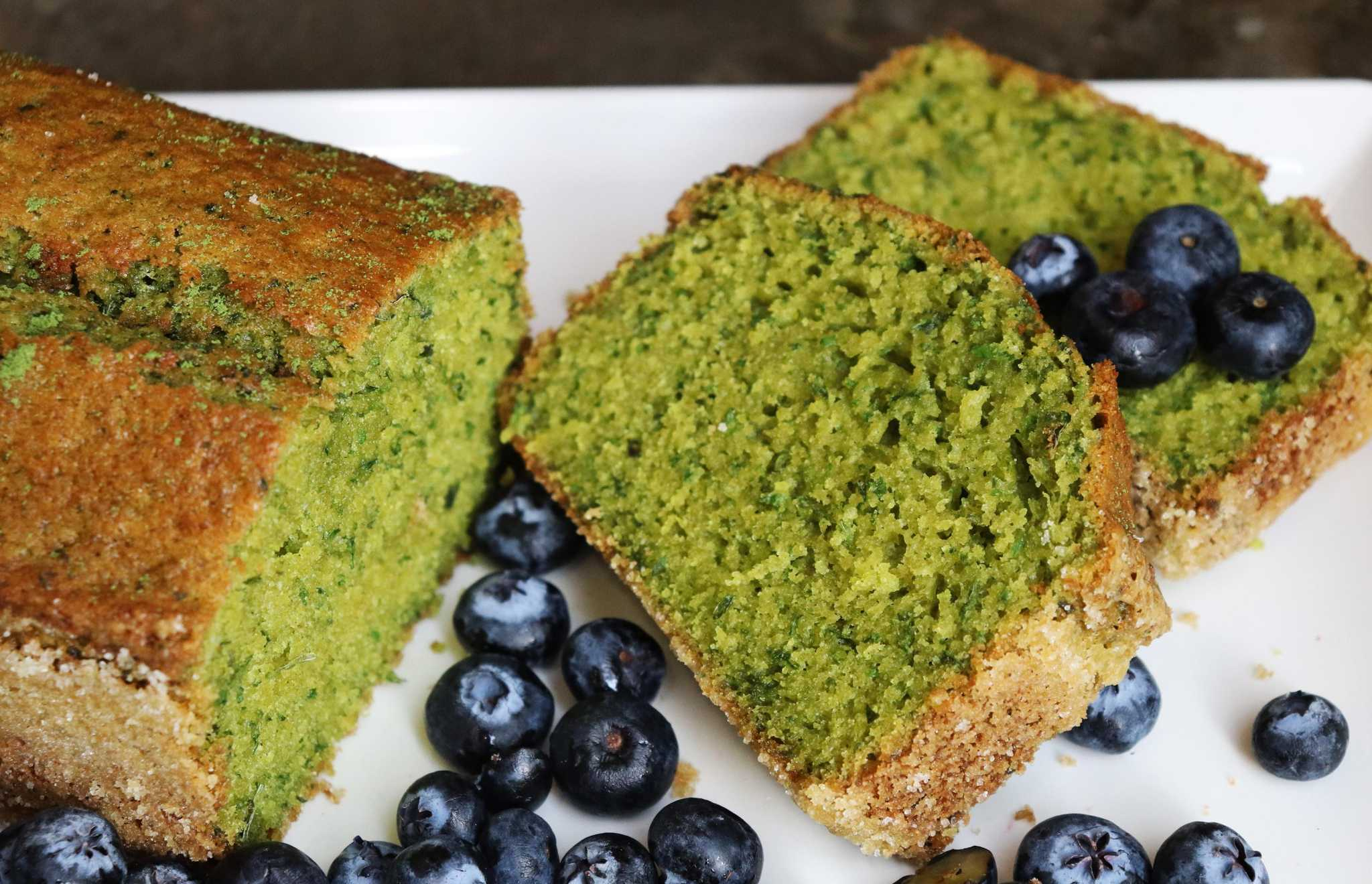 How to make a parsley cake that's both gorgeous and delicious