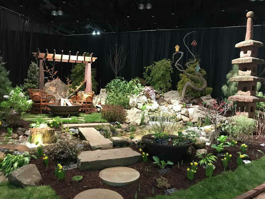 """The """"Connecticut Flower & Garden Show"""" comes to the Connecticut Convention Center in Hartford, Feb. 20-23. Photo: Contributed Photo"""