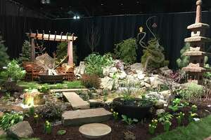 "The ""Connecticut Flower & Garden Show"" comes to the Connecticut Convention Center in Hartford, Feb. 20-23."