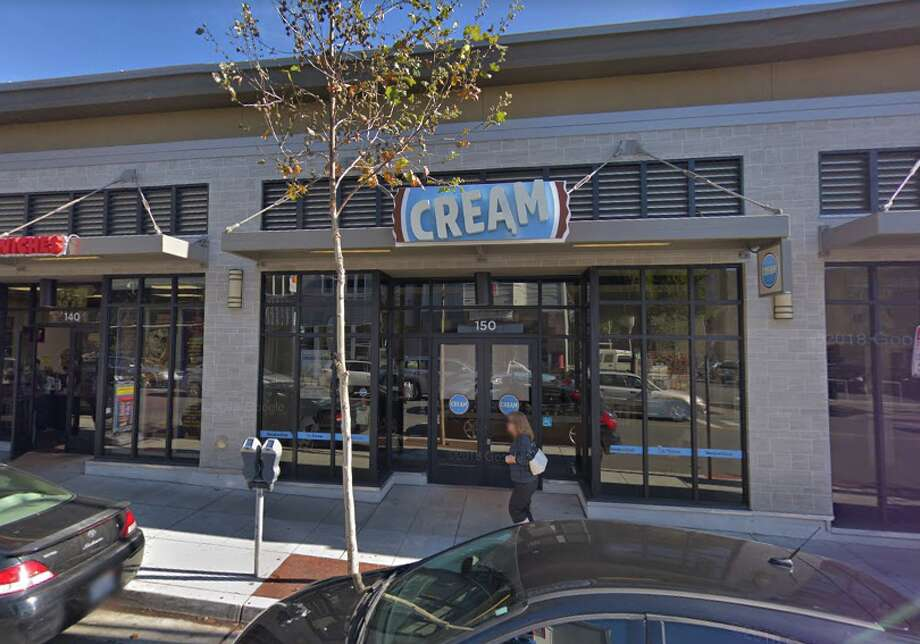 CREAM located at 6300 College Ave., Ste 150, in Oakland has closed after nearly five years. Their Berkeley flagship store remains open. Photo: Google Maps