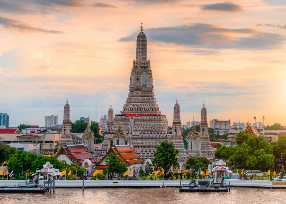 #25. Thailand - Net income Gini index: 43.7 - Wealth Gini index: 85.1 (#7 most unequal wealth of 103 countries) - Median daily income: $11.20 - Poverty rate: 1.1% A free-market economy with generallypro-investment policies, Thailand is frequently cited as an economic development success story. The agricultural sector, however, employs about one-third of the labor force while only contributing about 10% of GDP. Despite its substantial poverty reduction efforts, including a national minimum wage and tax reform, this economic structure likely accounts for its income disparity.