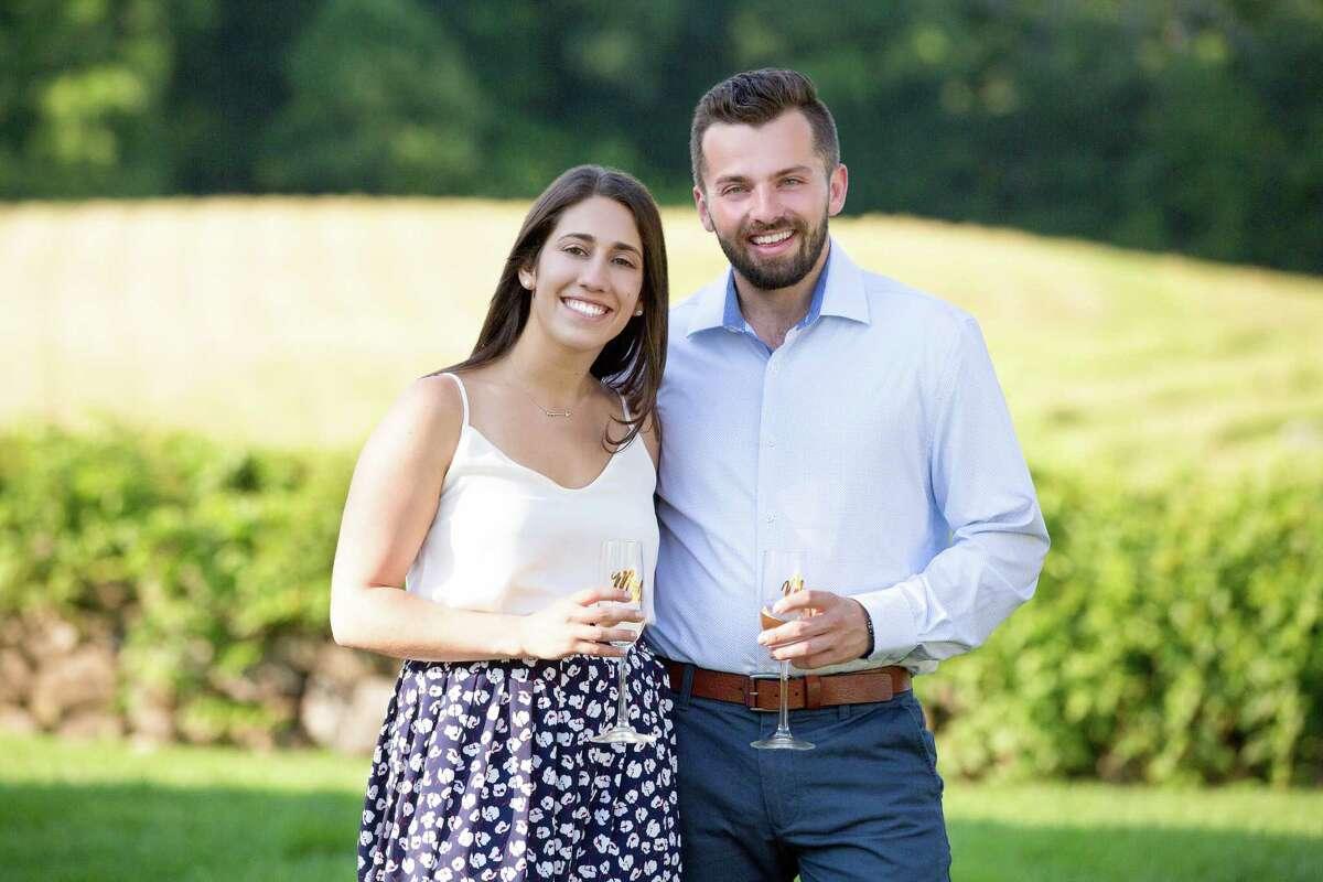 New Canaan: Lauren Nancy Ross is engaged to Robert Brewster Hamill Jr.