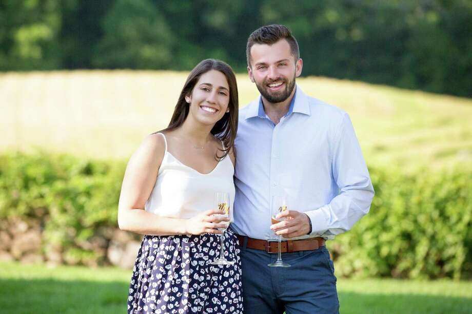 New Canaan: Lauren Nancy Ross is engaged to Robert Brewster Hamill Jr. Photo: IRIS Photography 2016 / Jane Shauck / IRIS Photography 2016