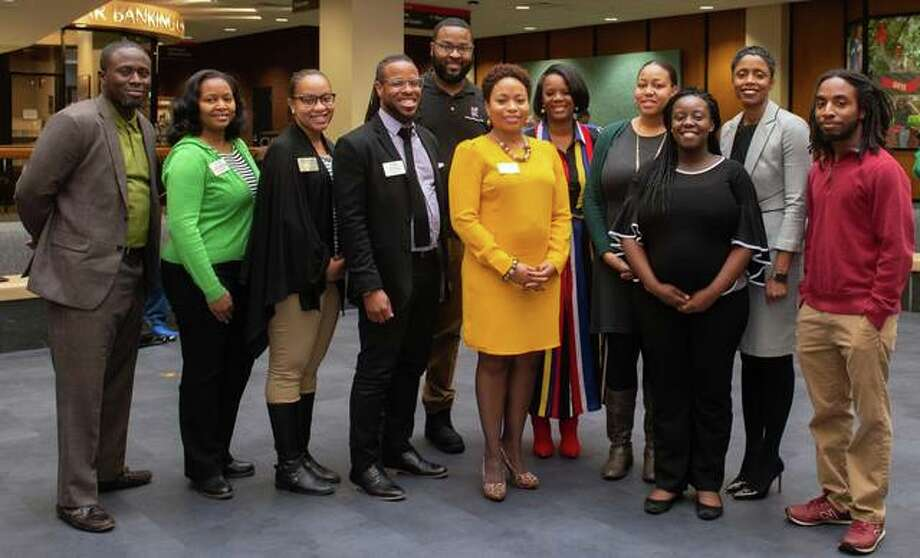The Southern Illinois University Edwardsville Black Faculty and Staff Association hosted the inaugural State of the Black Union on Feb. 7.