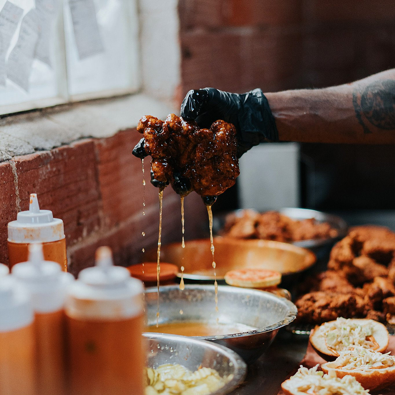 Bay Area barbecue prodigy Matt Horn debuts fried chicken sandwiches for KowBird