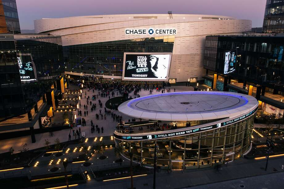 The Chase Center, the new home of the Golden State Warriors, has a venerable selection of food and drink. Photo: Stephen Lam / Special To The Chronicle