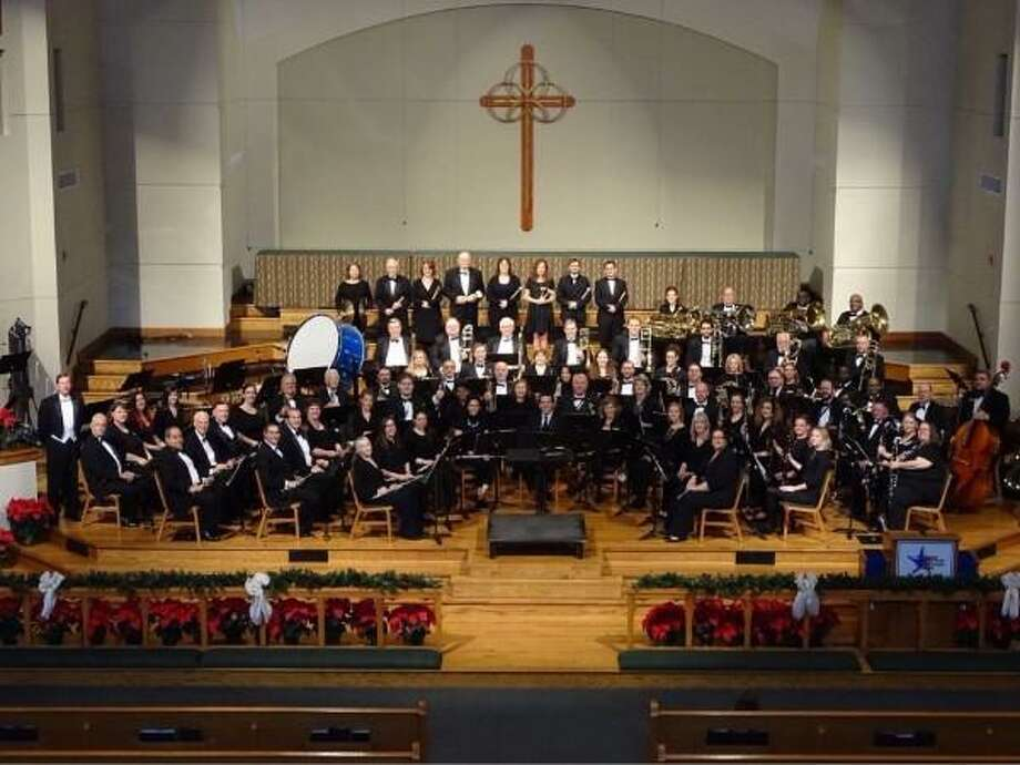 """The Lone Star Symphonic Band is slated to play its season opener, """"God Bless Texas,"""" on Sunday, March 1, atHoly Covenant United Methodist Church in Katy. Photo: Courtesy By Lone Star Symphonic Band"""