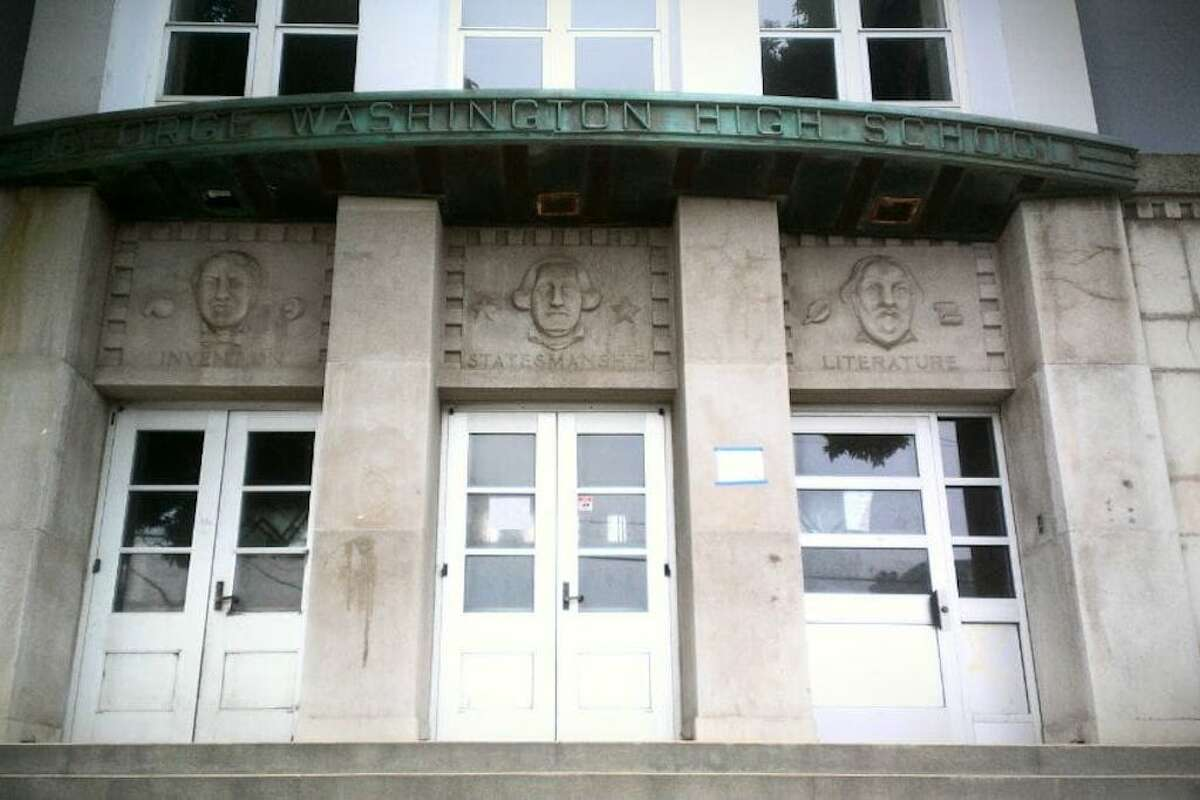 3. George Washington High 600 32nd Ave. 2019 Enrollment: 1,995
