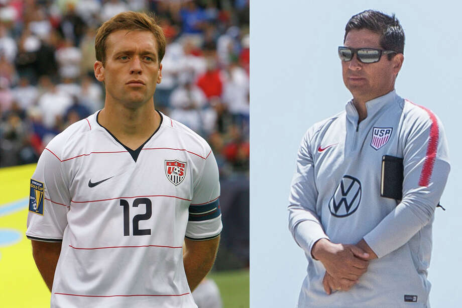 Ex-USMNT defender Jimmy Conrad is the new head coach for SF Glens. Ex-US Men's Beach Soccer head coach Eddie Soto resigned to take over the reigns at SF City. Photo: Getty Images / US Soccer / Michael Janosz/isiphotos.com