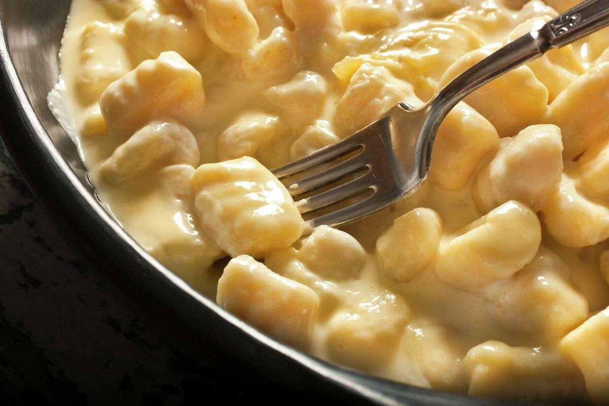 Potato Gnocchi with a Quick Fondue