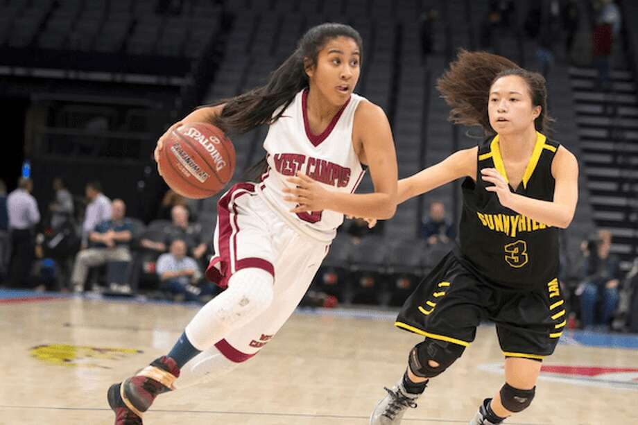 Gabby Rones, West Campus Sacramento Basketball Sr. Hot Shot named SportStar of the Week Gabby Rones, the Warriors' three-year starter, is firing on all cylinders for her senior season Photo: SportStars Magazine