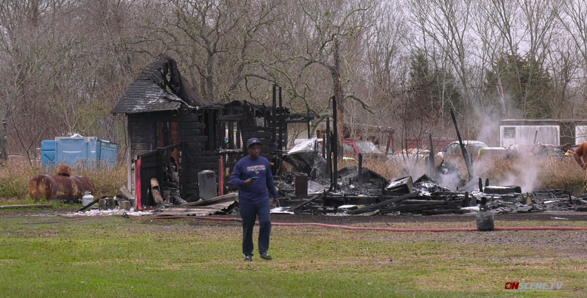 'It's a family': Worshipers aim to rebuild after fire destroys 100-year-old Rosharon church