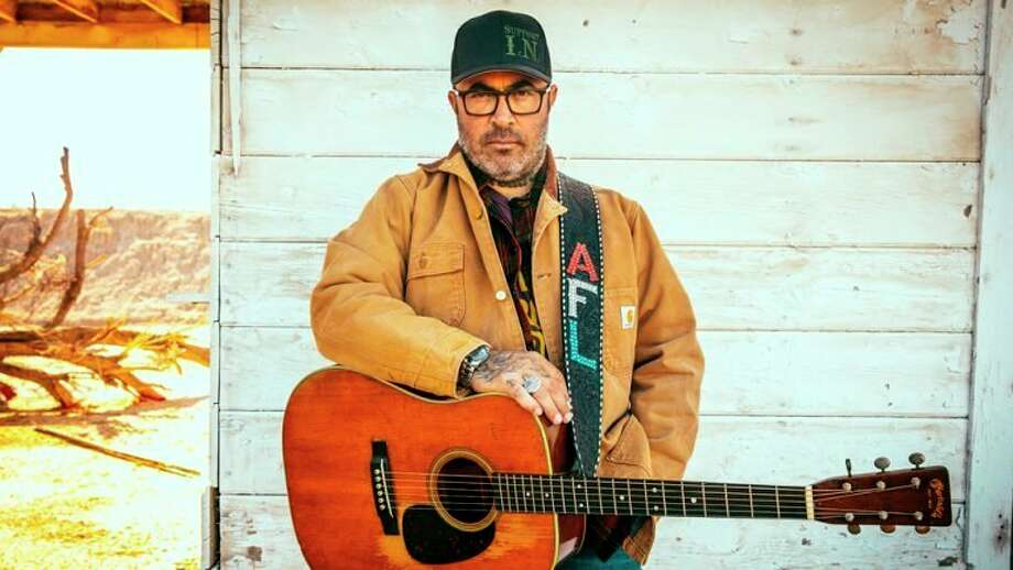 Thursday, Feb. 13: Midland Center for the Arts presents Aaron Lewis, frontman of hard rock heroes Staind, turned No. 1 artist on the country charts as a solo artist. (Photo provided/Midland Center for the Arts)