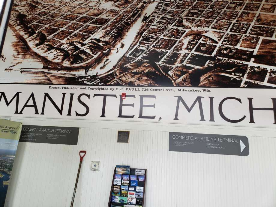 The total cost for the PFAS equipment for Manistee County Blacker Airport is estimated to be about $28,000 for the testing equipment, installation and training. Photo: Arielle Breen/News Advocate