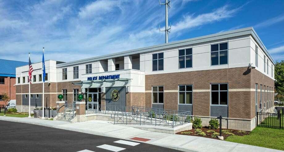 North Haven, Conn. police headquarters Photo: North Haven Police Photo