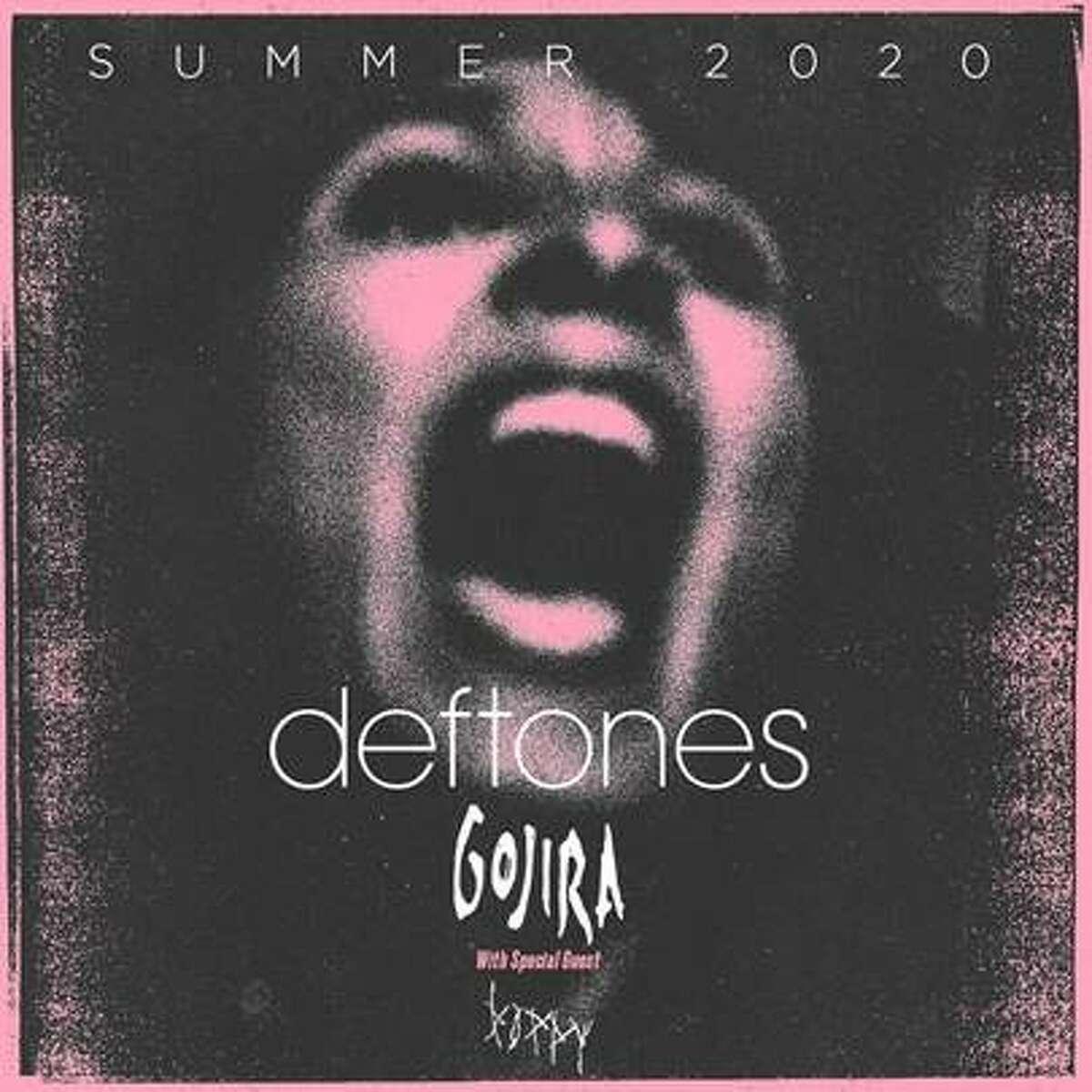 Multiplatinum, Grammy award-winning alternative rock band Deftones is bringing its summer 2020 tour to Bridgeport