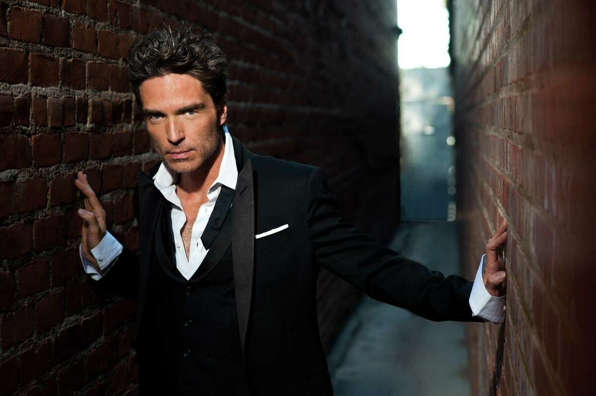 Singer-songwriter Richard Marx will perform at the Ridgefield Playhouse on Feb. 20 with an intimate acoustic set of his hit love songs.