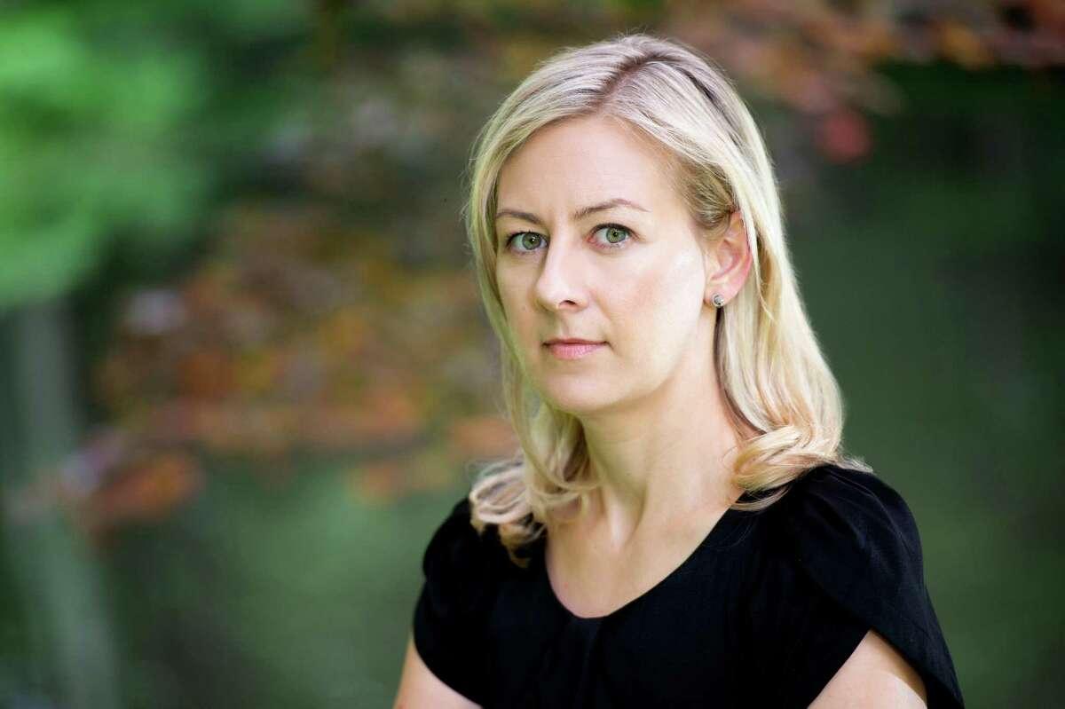"Tessa Wegert of Darien will publish her first novel ""Death in the Family"" on Feb. 18."