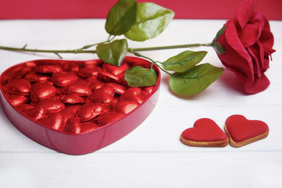 Something as simple as a romantic dinner out on Valentine's Day (especially if you have kids) to spend some quality time together will still be a great date idea. And a well-thought card expressing your love for each other goes a long way. (Viktoria Faion/Dreamstime/TNS) Photo: Viktoria Faion / TNS / Dreamstime