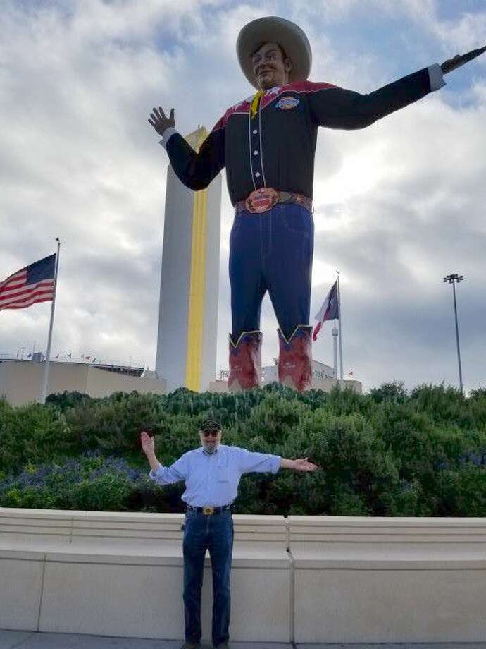 "Robert ""Bob"" Boykin was the voice of Big Tex at the State Fair of Texas from 2013 to 2019. Photo: State Fair Of Texas"