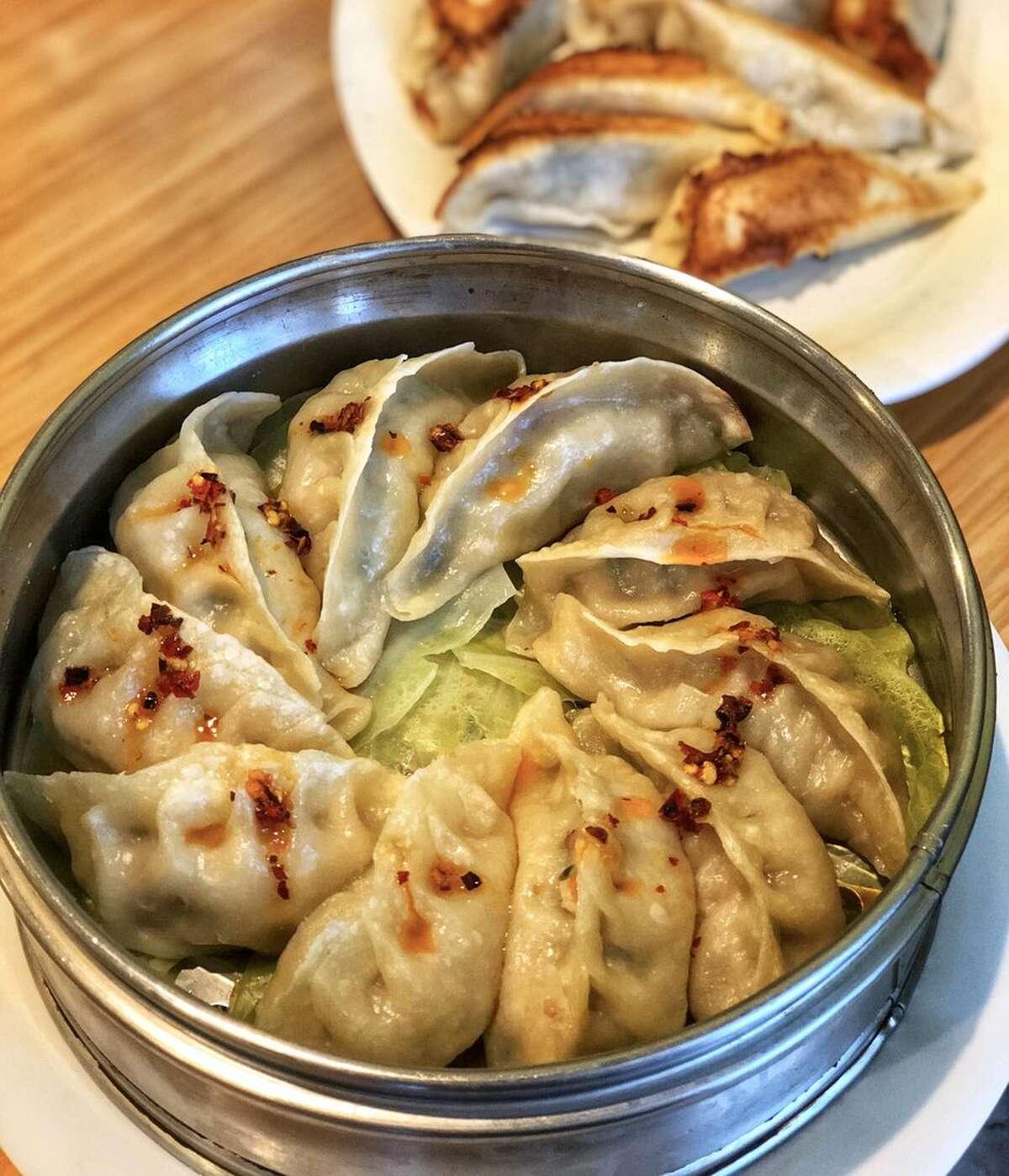 Golden Dumpling House9896B Bellaire BoulevardLogan R's review: