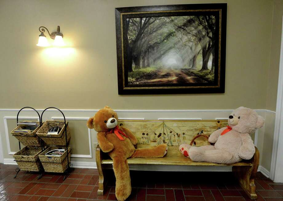 Th decor at Buckner's Children's Village in Beaumont documents its mission, history and the children that have called the facility home. They will celebrate a 50th anniversary this year.  Photo taken Thursday, January 9, 2020 Kim Brent/The Enterprise Photo: Kim Brent / The Enterprise / BEN