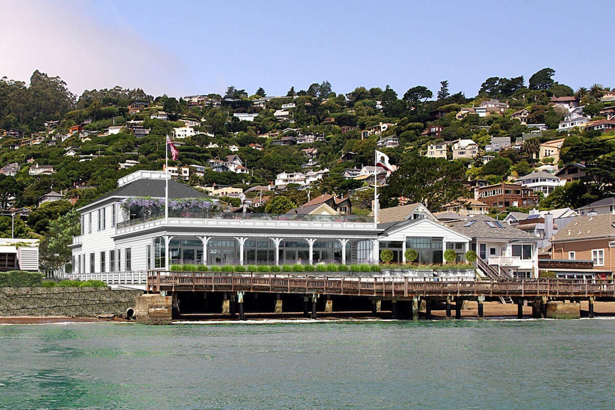 The unfinished 'Valhalla' Estate is for sale in Sausalito for $11.8 million.