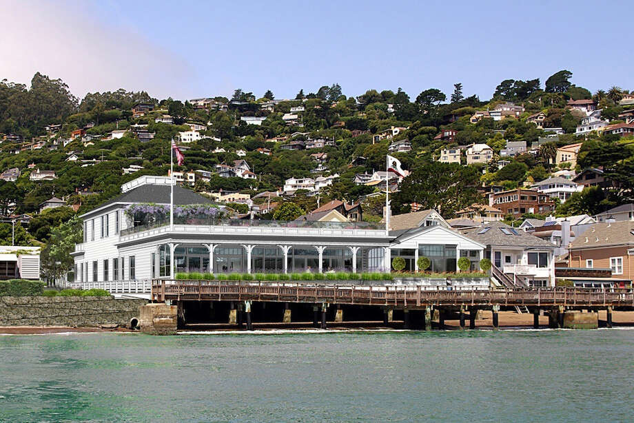 The unfinished 'Valhalla' Estate is for sale in Sausalito for $11.8 million. Photo: Golden Gate Sotheby's International Realty