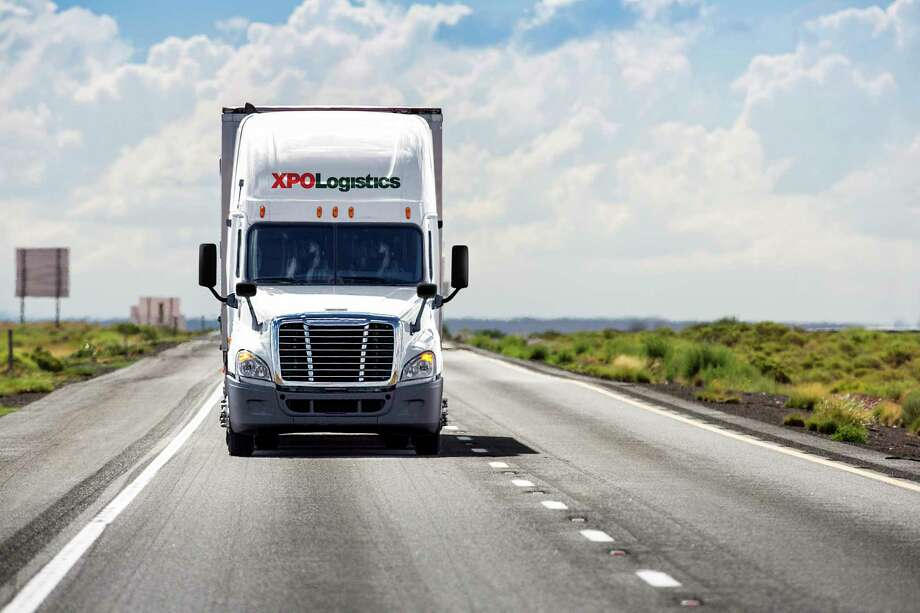 XPO Logistics saw its revenues and profits decrease in the first quarter of 2020, as it faced disruption from the coronavirus crisis. Photo: Contributed Photo / XPO Logistics / Contributed / Greenwich Time Contributed