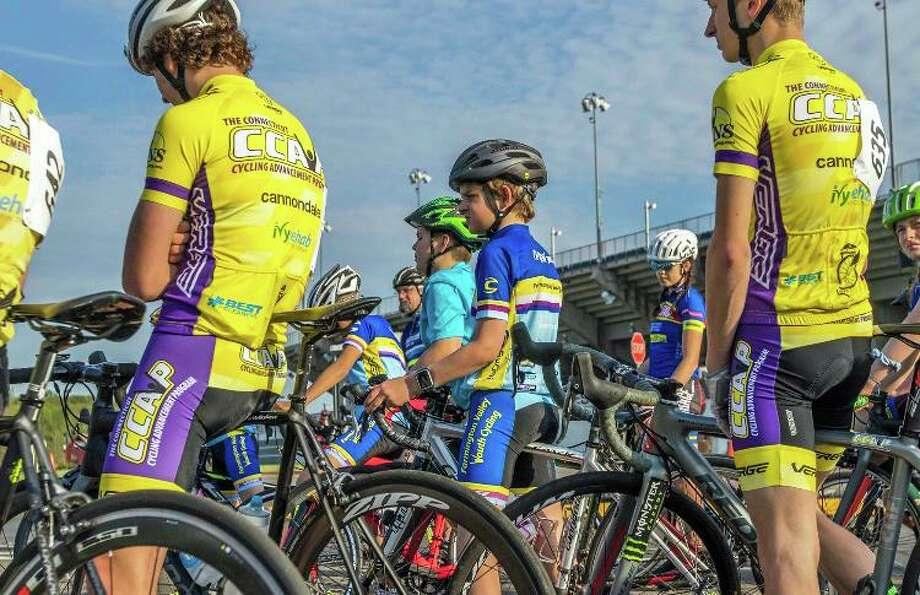 Connecticut Cycling Advancement Program of Middletown was awarded 2019 Club of the Year recently by USA Cycling. Photo: Contributed Photo