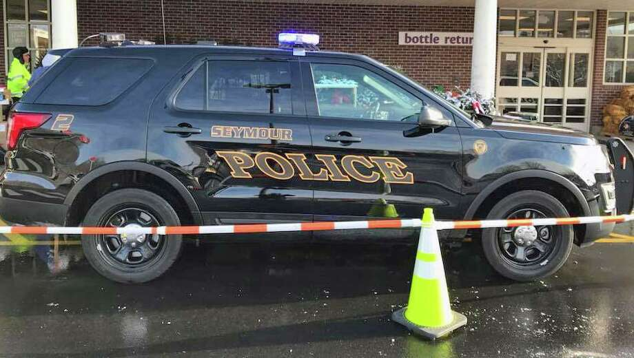 Seymour police Photo: Seymour Police Department / Connecticut Post Contributed