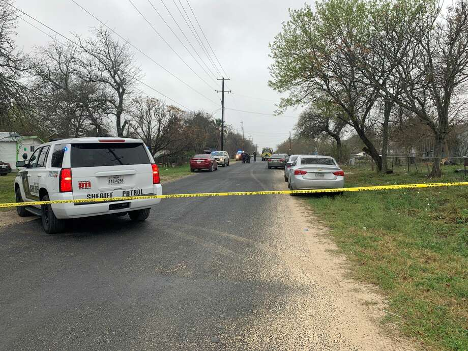The Bexar County Sheriff's Office is investigating its second homicide in a matter of hours after responding to a fatal shooting that occurred less than 2 miles from a deadly incident it was already investigating. Photo: Taylor Pettaway