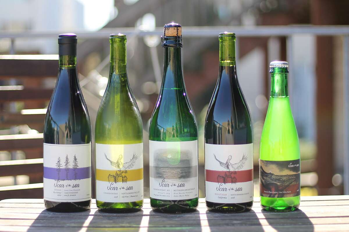 The wines of Scar of the Sea