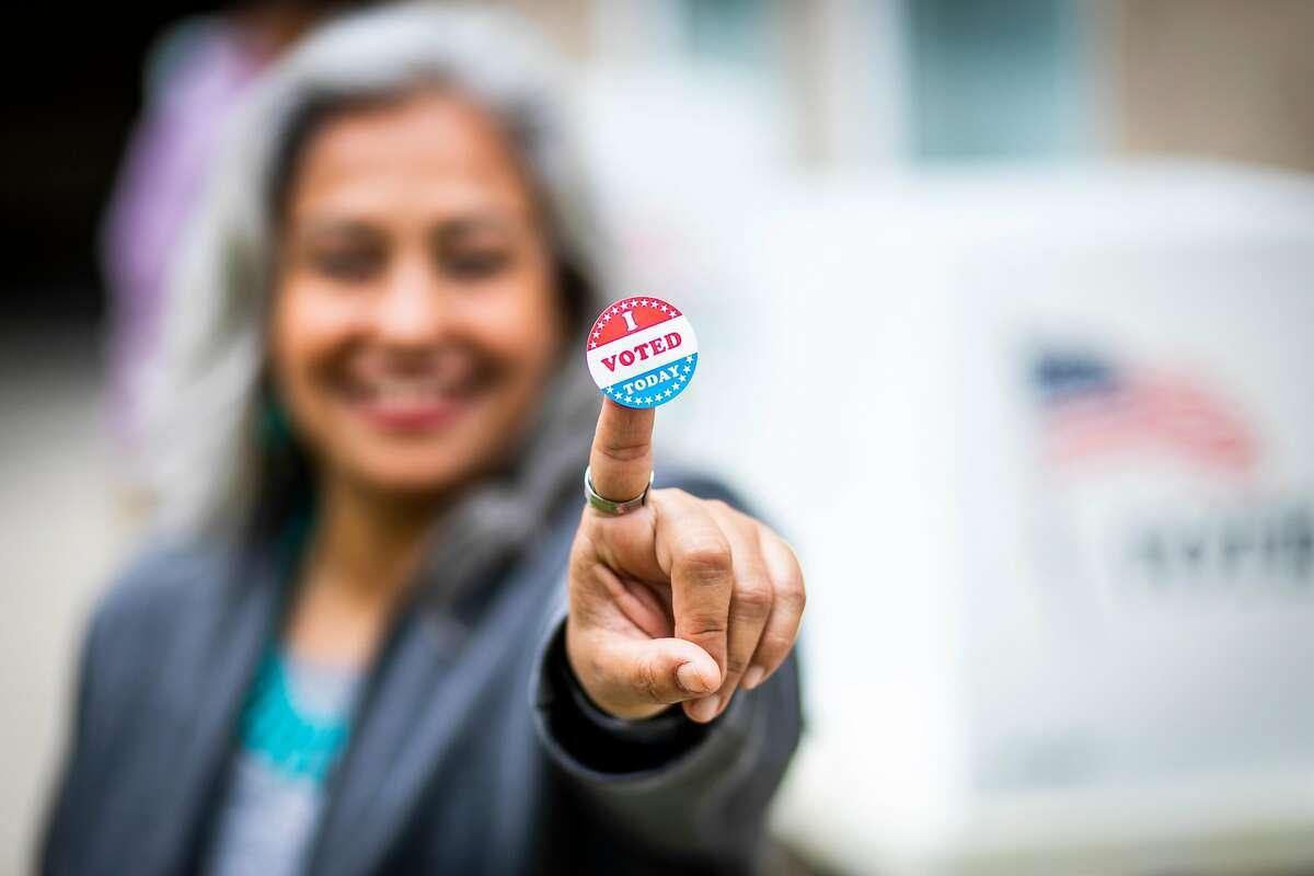 Latino voting