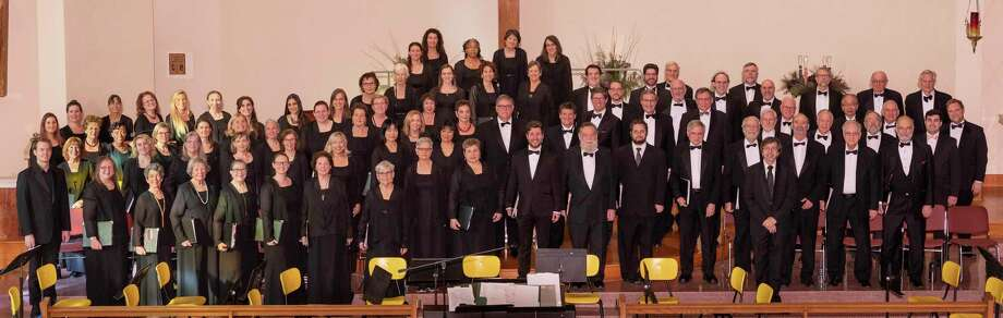 The New Haven Chorale in a profile photo in 2019. Photo: Alice Hummel / Contributed Photo / HAROLD SHAPIRO