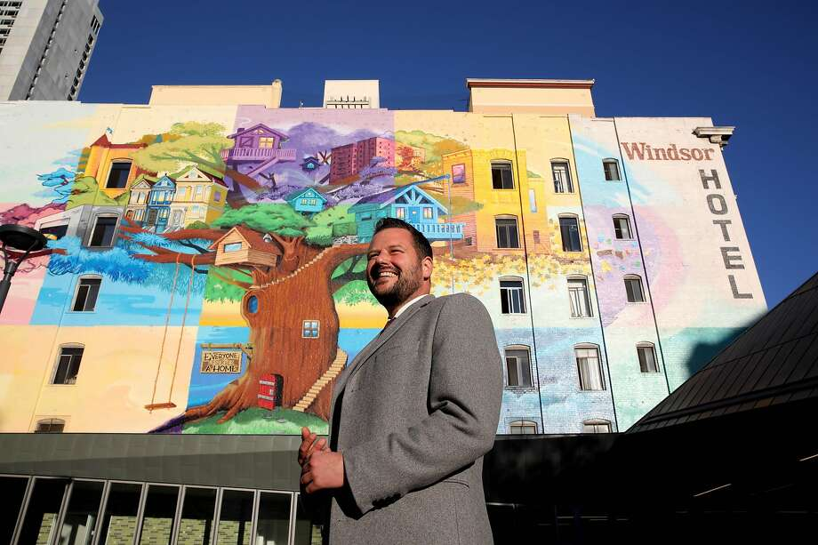 District Six Supervisor Matt Haney oversees SoMa, the Civic Center and the Tenderloin, including Boeddeker Park on Eddy Street. Photo: Yalonda M. James / The Chronicle