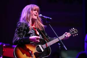 POTTER IN ELM CITY: Snger, songwriter and multi-instrumentalist Grace Potter will play College Street Music Hall in New Haven Tuesday, Jan. 28, at 8 p.m. Tickets ($29.50-$45) are at CollegeStreetMusicHall.com.