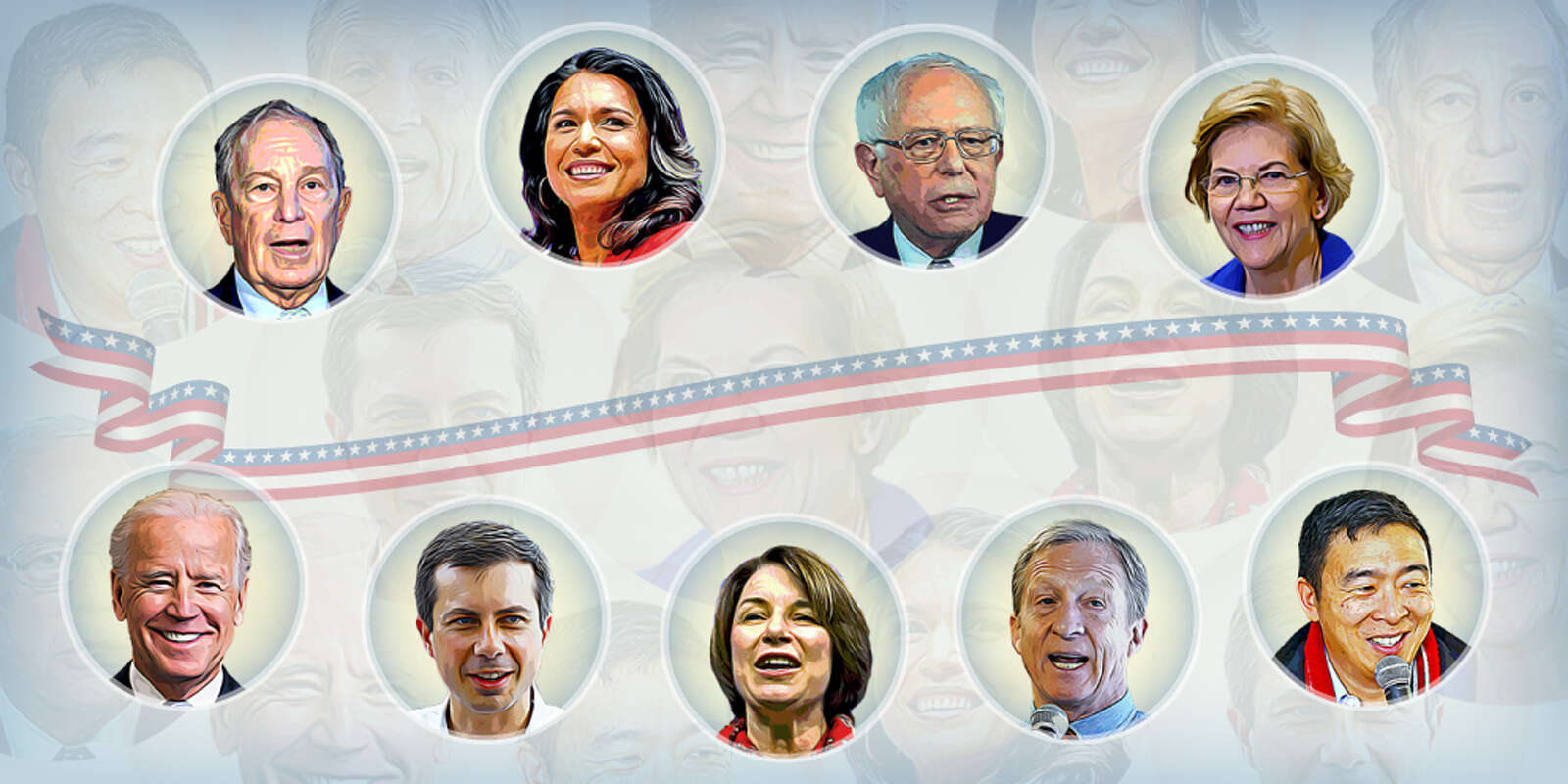 Candidate Matchmaker: See which Democratic candidate fits your views