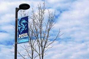 Middletown High School welcome banners