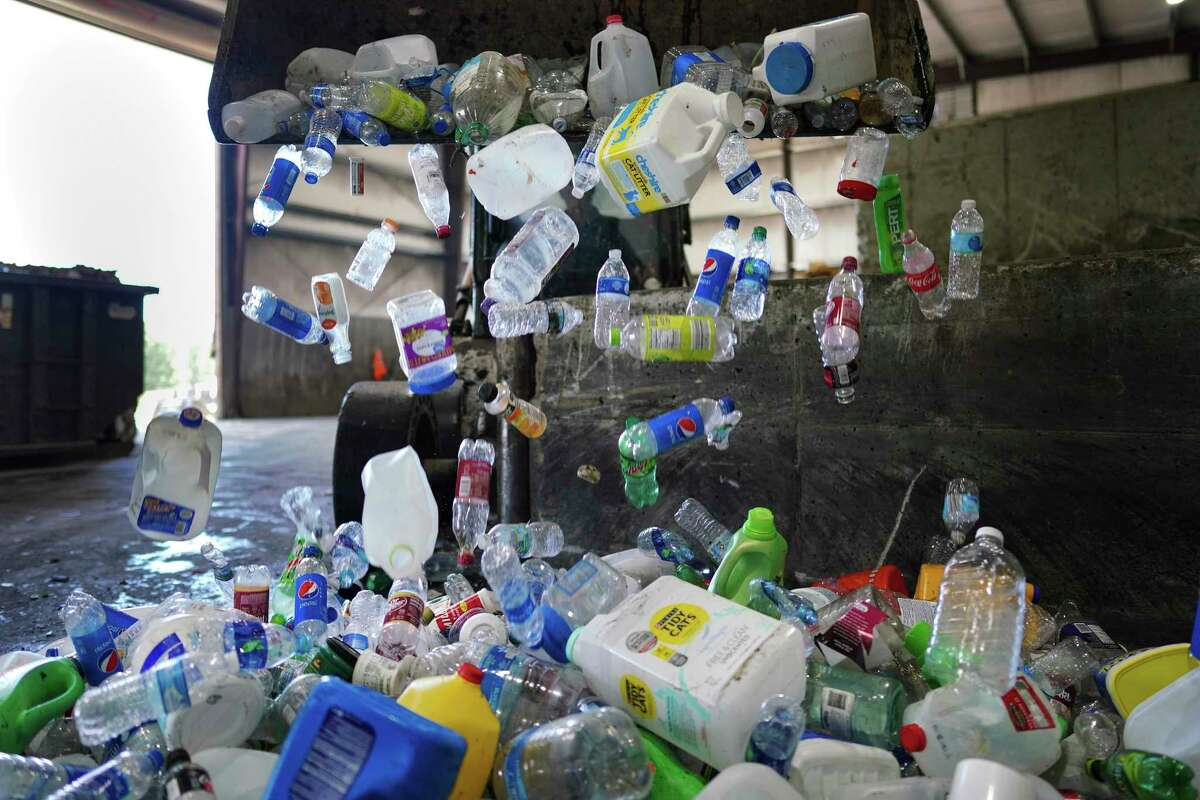 Federal legislation, introduced by two Democrats in Congress, would shift plastic waste responsibility to the industries producing the plastic encircling the globe.