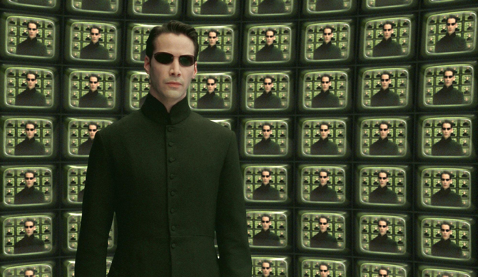Matrix 4 extras asked to dress as 'homeless types,' required to run all night for minimum wage