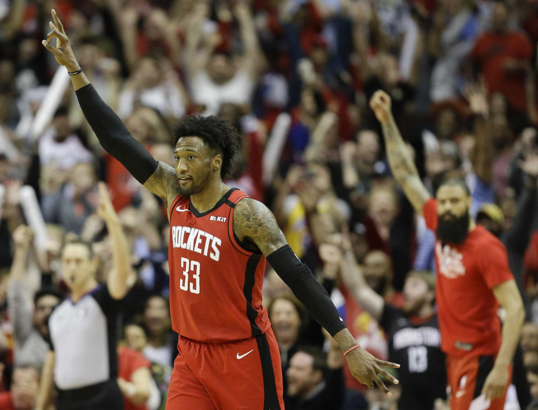 Image result for robert covington rockets