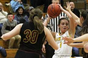 The Lady Rockets of Reese beat host Bad Axe, 65-37, on Tuesday night.