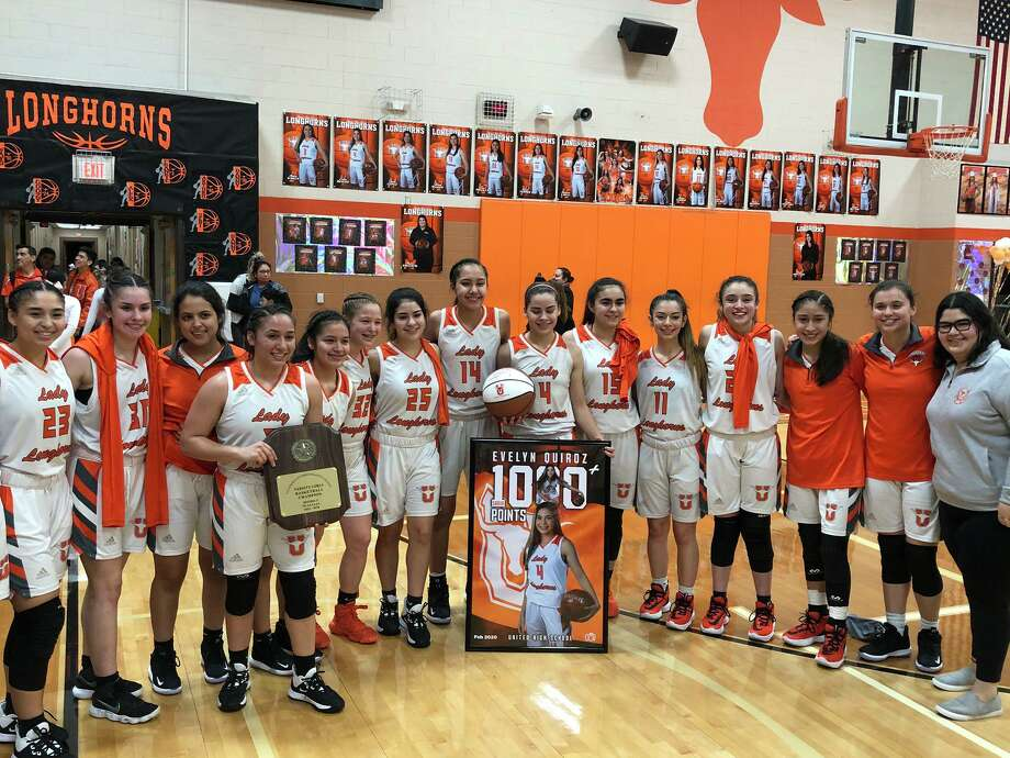 United won 48-38 Tuesday over United South on Tuesday to clinch the District 29-6A title in the final game of the regular season. Photo: Clara Sandoval /Laredo Morning Times
