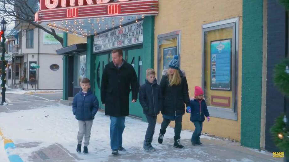 The Frankfort Downtown Development Authority has commissioned a commercial advertising winter attractions within the city, which is currently airing on several regional television stations. (Courtesy Photo)