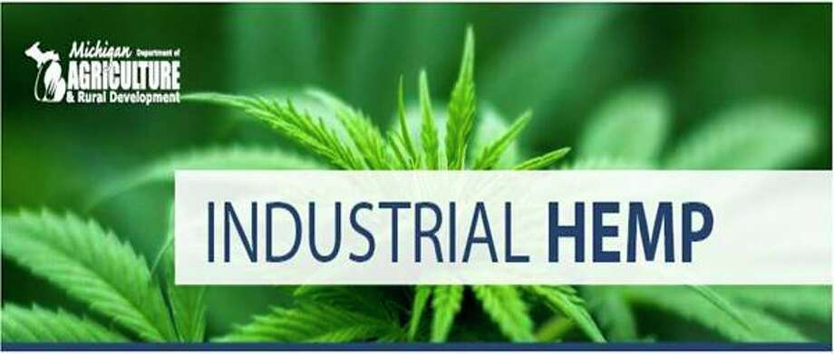 Thursday, Feb. 13: Industrial Hemp, a free informational workshop, is set for 6:30 to 8:30 p.m. in the auditorium of Grace A. Dow Memorial Library in Midland. (Photo provided/Midland Conservation District)